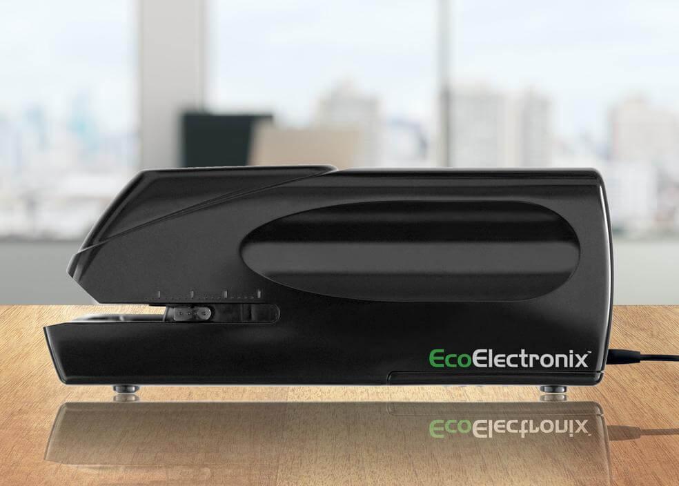 quietest electric stapler